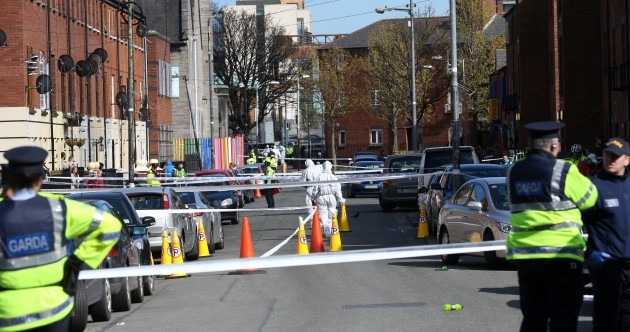 Man shot dead in Dublin in 'case of mistaken identity'