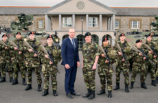 How many new staff members are the Defence Forces planning to hire? It's the week in numbers