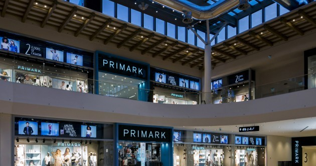 Penneys opened its first Italian store today