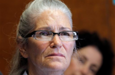 The youngest member of the Manson Family will try to be freed today