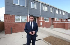 Alan Kelly admits over-budget Ballymun homes 'by no means went to plan'