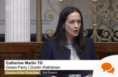 'TDs are not elected to be silent' - Green Party deputy gives impassioned maiden Dáil speech
