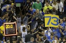 The remarkable numbers behind the Golden State Warriors' incredible NBA season