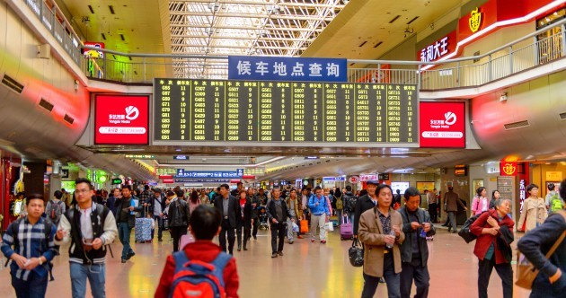 """Like being in a train station in downtown Beijing"" - what it's like to live life with autism"