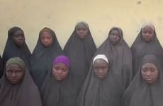 Two years on, video appears to show schoolgirls abducted by Boko Haram