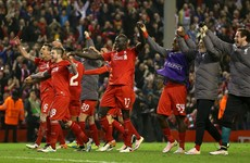 Last-gasp Liverpool grab breathless comeback victory over Dortmund to book place in final four