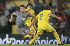 Liverpool draw Villarreal in the last four of the Europa League