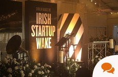 'Failure is part of the startup game... so we give our companies a good old-fashioned Irish wake'