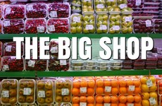 21 stages of the Big Shop