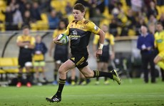 Hurricanes 10 Barrett in impressive All Blacks audition against the Rebels