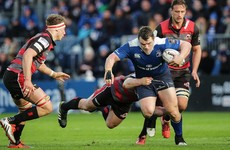 As it happened: Leinster v Edinburgh, Guinness Pro12