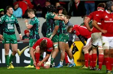 Connacht out to rediscover winning touch as Munster visit Galway