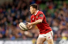 Holland continues at 10 for Munster in interpro derby with Connacht