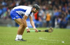 Maurice Shanahan ruled out as Waterford and Limerick names sides for semi clash
