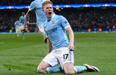'He wanted to prove I didn't perform' - De Bruyne hits out at Mourinho