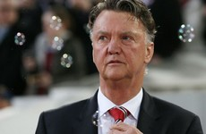 'Did you speak to Florentino?' Van Gaal reacts angrily to De Gea exit rumours