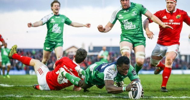 As it happened: Connacht v Munster, Guinness Pro12