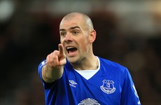 Too little, too late? Darron Gibson makes first Premier League start of the season