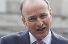 "Micheál Martin reckons Sinn Féin are ""twisting history"" with their 1916 events"