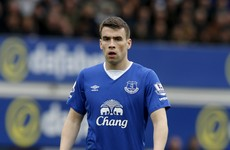 Where's the cotton wool? Another injury concern for Ireland as Seamus Coleman limps off