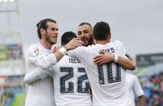 Mind the gap! Real hammer Getafe and close in on Barcelona