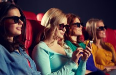 Poll: Is it ever okay to use a phone in the cinema?