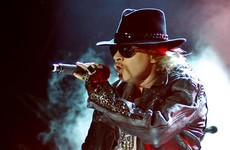 Fresh from reuniting Guns N' Roses, Axl Rose has a new gig as AC/DC frontman