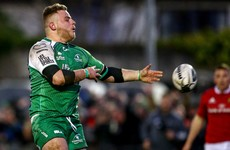 'It was my first meat pie for Connacht' - Bealham flourishing up front for Lam's men
