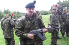An Irishman fighting against Isis in Syria is now being held in Iraq