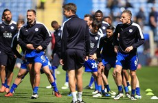 Here's what Leicester now need to guarantee a first-ever Premier League triumph