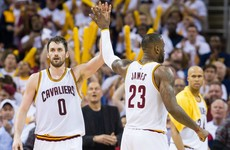 Cavs, Spurs, Heat and Clippers draw first blood in NBA playoffs