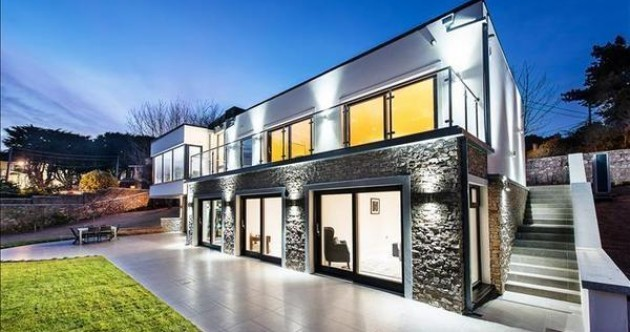 You'll get plenty of sun in this south-facing Dalkey home