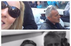 Kathryn Thomas took the most selfies with Matt LeBlanc in Kerry... the Dredge