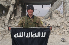Irishman Joshua Molloy became foreign fighter in Syria after seeing Isis atrocities