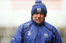 'It can be a noose around your neck' - McGrath happy to see Waterford back among the goals