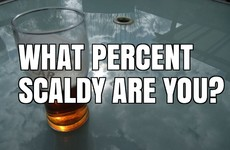 What Percent Scaldy Are You?