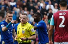 Jamie Vardy charged with improper conduct and set to receive additional ban