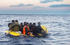 Hundreds of migrants feared drowned after boat capsizes in Mediterranean