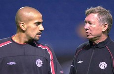 Ferguson tried speaking Spanish to me, reveals ex-Man United player Veron