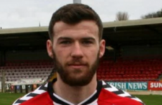 VIDEO: James McClean's brother scores with a stunning strike