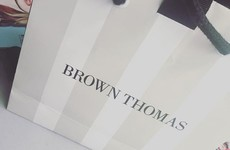 11 gas tweets that perfectly sum up Brown Thomas