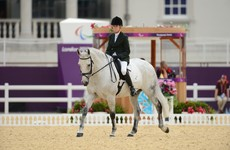 'Equestrian has given me everything... It's given me a lot of what the disability takes away'