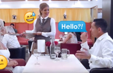 A guy on First Dates was so rude to the lovely waitress and people weren't having it