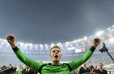 Hands off, City! Manuel Neuer extends Bayern contract until 2021