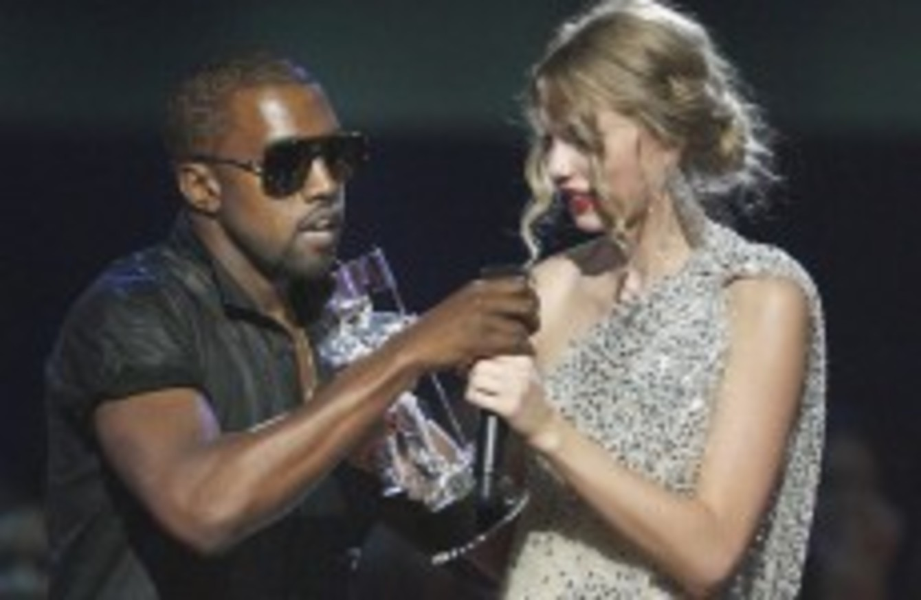 Taylor, Imma let you finish\