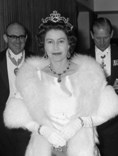 PHOTOS: Queen Elizabeth's reign over the last six decades