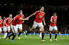 Delaney own goal sets Man United on their way to comfortable win over Palace