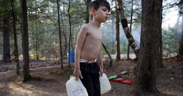 Heartbreaking photo essay of boy who was almost beaten to death aged two wins Pulitzer Prize