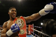 Anthony Joshua to make first defence of IBF title in June