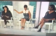 Tyra Banks unintentionally said 'gowl' on TV and it's gold
